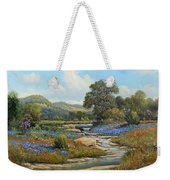 Hill Country Draw Weekender Tote Bag