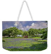 Hill Country Farming Weekender Tote Bag