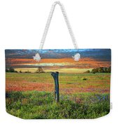 Hill Country Heaven Weekender Tote Bag