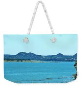 Hill Country Lake Weekender Tote Bag