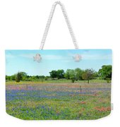 Hill Country Pastel Panorama Weekender Tote Bag