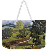 Hill Country Pasture Weekender Tote Bag