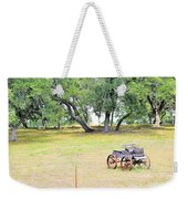 hill country Texas  Weekender Tote Bag