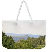 Hill Country View Weekender Tote Bag