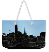 Hill Top Weekender Tote Bag