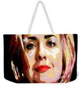 Hillary Weekender Tote Bag