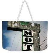 Hillcrest Motel Weekender Tote Bag