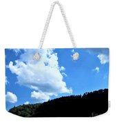 Hills And Sky Weekender Tote Bag