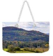Hills Of Vermont Weekender Tote Bag