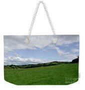 Hills Touching The Sky. Weekender Tote Bag