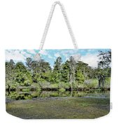 Hillsborough River 1 Weekender Tote Bag