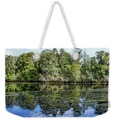 Hillsborough River Panorama 1 Weekender Tote Bag