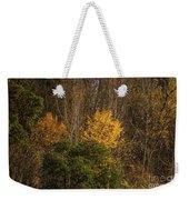Hillside Autumn Weekender Tote Bag
