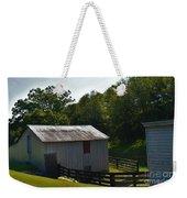 Hillside Farm  Weekender Tote Bag