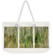 Hillside Forest Weekender Tote Bag