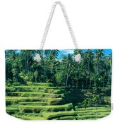 Hillside In Indonesia Weekender Tote Bag