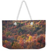 Hillside Rhythm Of Autumn Weekender Tote Bag