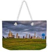 Hilltop Graveyard Weekender Tote Bag