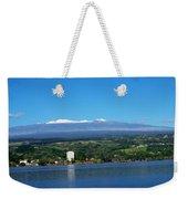 Hilo Bay Weekender Tote Bag