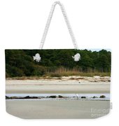 Hilton Head Island Shoreline Weekender Tote Bag