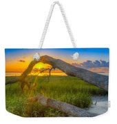 Hilton Head Island Sunrise Weekender Tote Bag