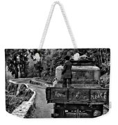 Himalayan Limo Bw Weekender Tote Bag
