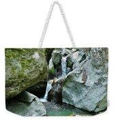 Himalayan Waterfalls Weekender Tote Bag