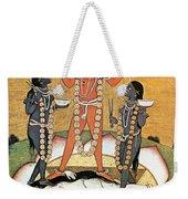 Hindu Goddess: Kali Weekender Tote Bag