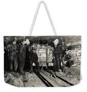 Hine: Coal Miners, 1911 Weekender Tote Bag