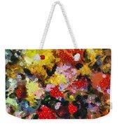 Hint Of Klimt Weekender Tote Bag