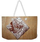 Hints Of Life - Tile Weekender Tote Bag