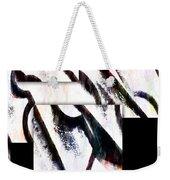 Hip To Be Square Weekender Tote Bag