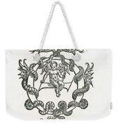 Hippocratic Corpus Weekender Tote Bag