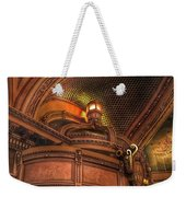 Hippodrome Theatre Balcony - Baltimore Weekender Tote Bag