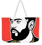 Hipster 3 Weekender Tote Bag