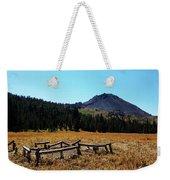 Hiram Peak Weekender Tote Bag