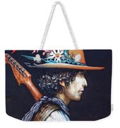 His Curls Weekender Tote Bag