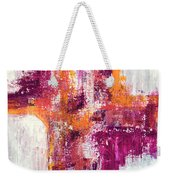 His Shed Blood Weekender Tote Bag