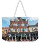 Historic Buildings Deadwood South Dakota Weekender Tote Bag