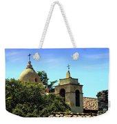Historic Carmel Mission Weekender Tote Bag