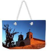 Historic Chiu Chiu Church Chile Weekender Tote Bag