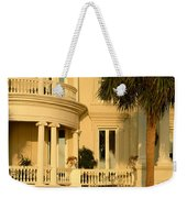 Historic Home On Battery Street Weekender Tote Bag