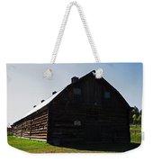Historic Horse Barn Weekender Tote Bag