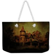 Historic House Weekender Tote Bag
