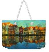 Historic Old Town Lubeck Weekender Tote Bag