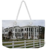 Historic Plantation Weekender Tote Bag
