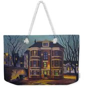 Historic Property South End Haifax Weekender Tote Bag