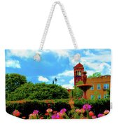Historic Rochester Gardens Weekender Tote Bag