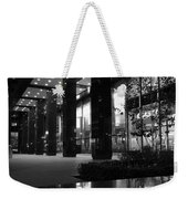 Historic Seagram Building - New York City Weekender Tote Bag