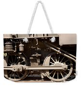 Historic Trains Weekender Tote Bag